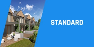standard wykonania apartamentów cechowa